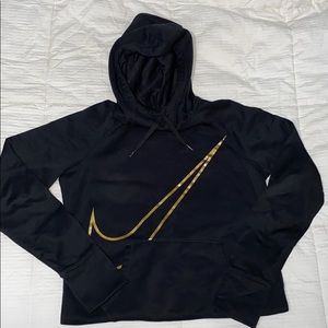 Black Nike Therma-Fit Pullover